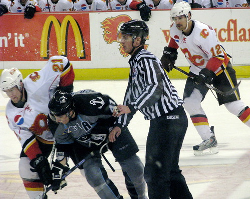 QC Flames vs Milwaukee Admirals