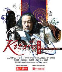 Kitaro Live in Genting 2009