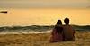 Love is in the air (Shigow) Tags: sunset love sol praia beach nikon couple mine do amor victor nikkor casal 18200 pôr d300 shigueru shigow