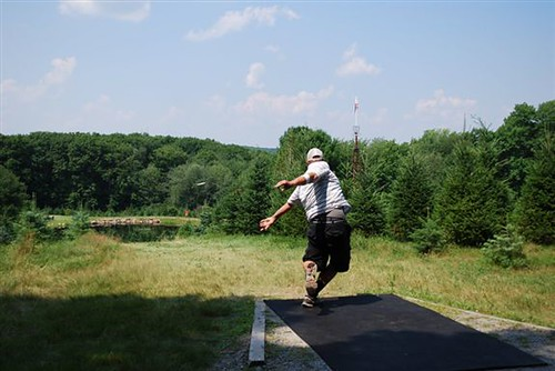 2008 Vibram Open - Hole #11