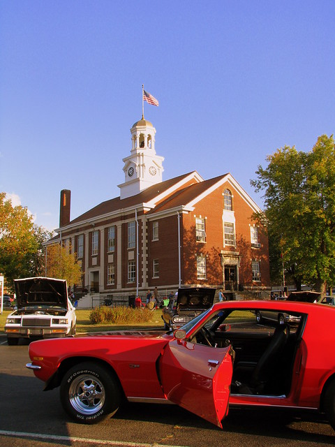 Cannon Courthouse & Car Show 2