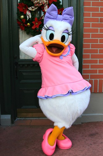 Daisy Duck at Disney Character Central