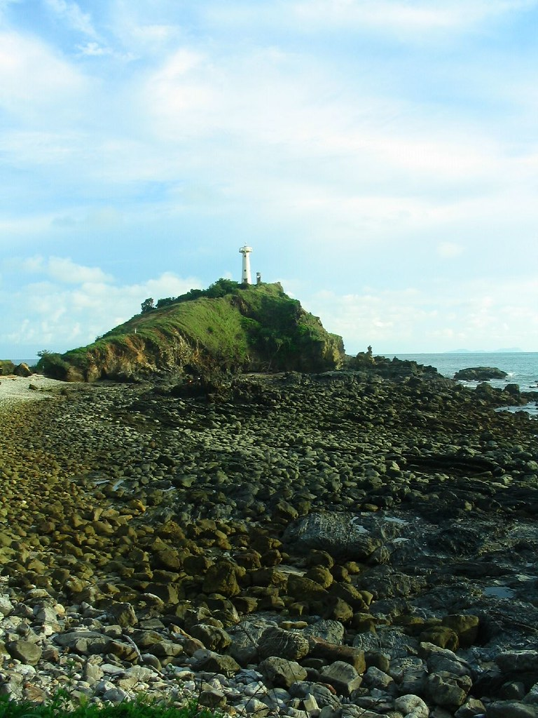 Lighthouse on southern tip of Ko Lanta