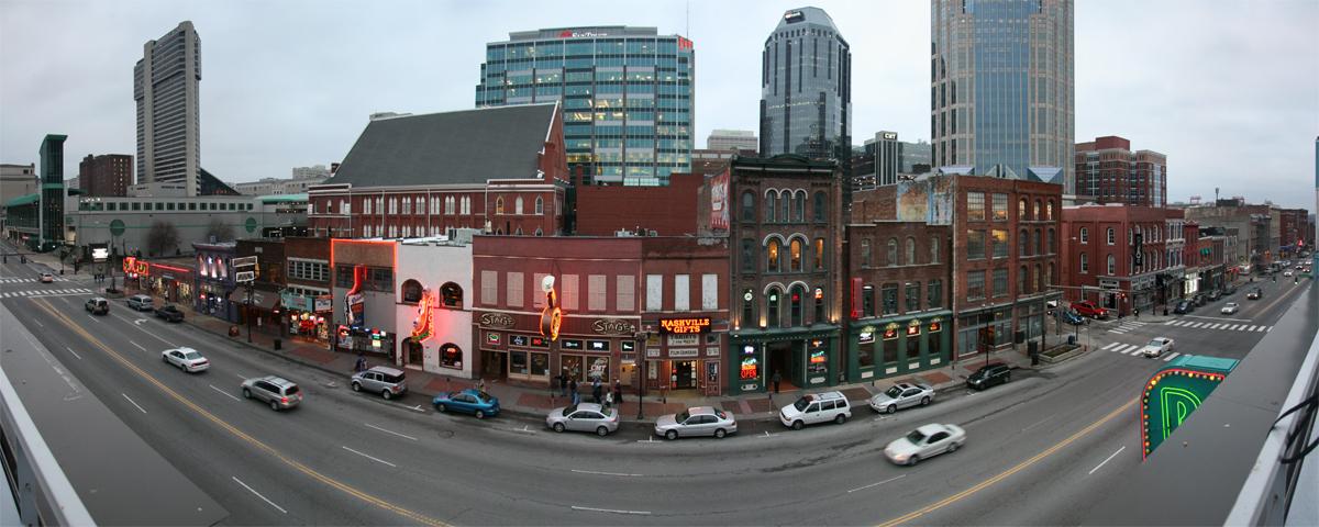 Broadway Ave. Nashville TN