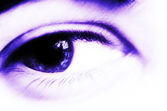 Purple Eye