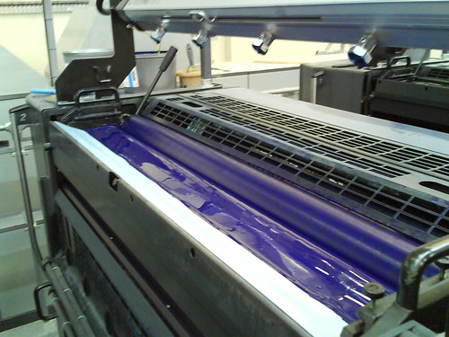Eye 71 on press 02379