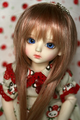 Apple: Pandaberry (raydance) Tags: doll bjd uri customhouse ainai angeai