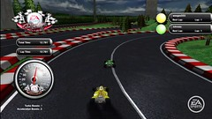 EA SPORTS Complex in PlayStation Home screenshot racing 2