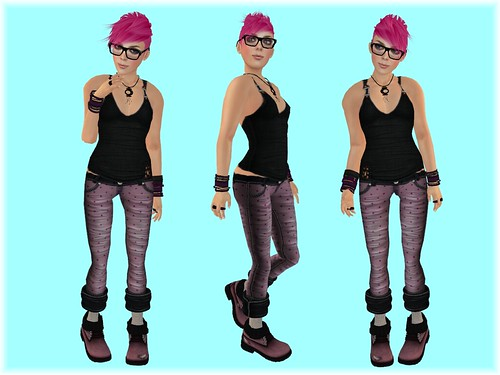 pink punk final by Myf Mcmahon