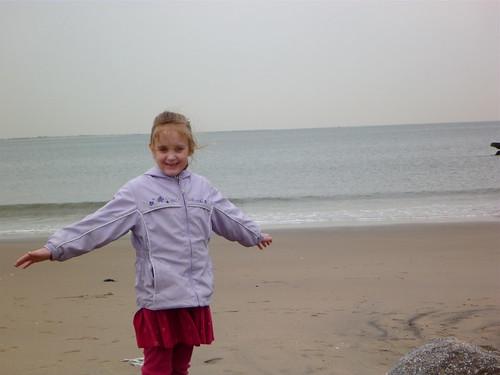 Butterfly Coney Island ocean