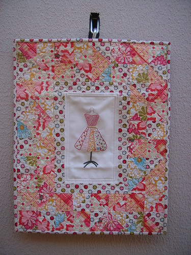 Doll Quilt Swap. by Coisas da Laura