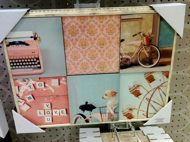 Cute Canvases, Target