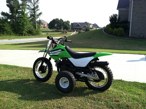 Georgia Off Road • View topic - ***SOLD*** 2006 Kawasaki KDX-50 For ...