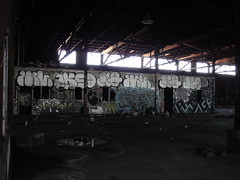 . . . (Same $hit Different Day) Tags: graffiti bay east muerte ftl ikso