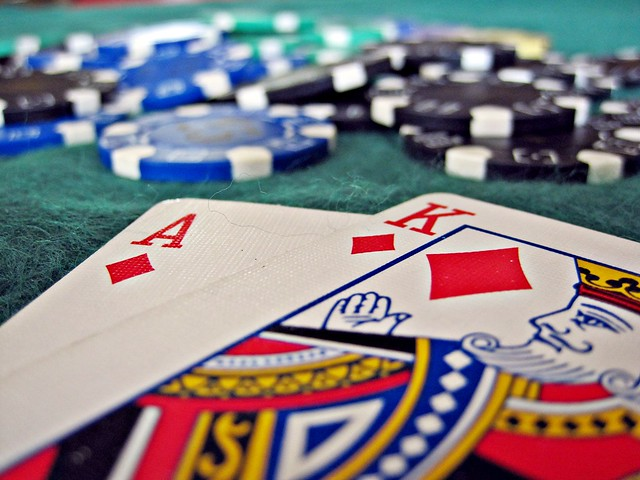 5857823720 f4eb48c9a2 z 11 Donts of Playing Blackjack in Vegas