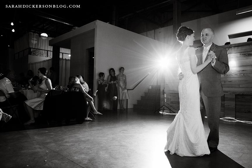 River Market Event Place wedding photos