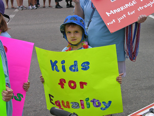 kids for equality