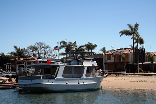 Dean Koontz's House - Balboa Harbour