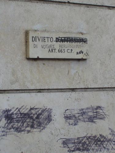Divieto di votare Berlusconi