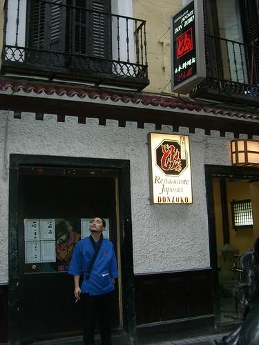 Restaurante Donzoko