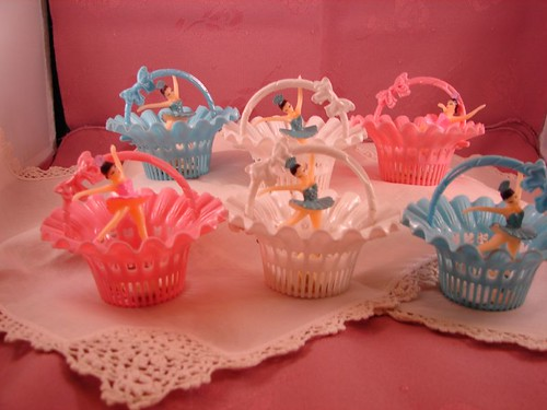 Party Baskets and Ballerinas