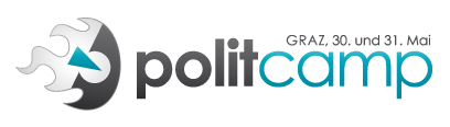 Logo PolitCamp Graz
