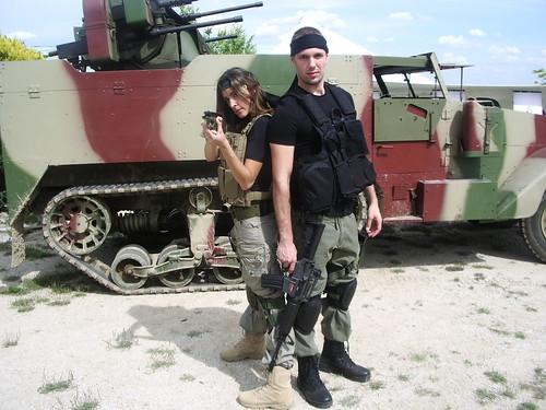 Meryl y Snake