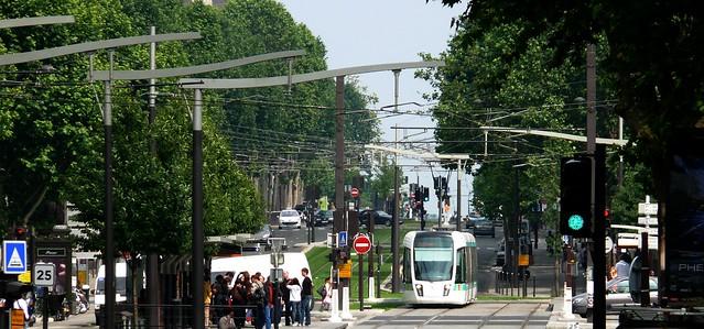 Трамвай Т3