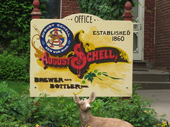 Schell's Brewery Sign