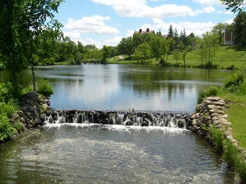 Lyman Lakes Dam