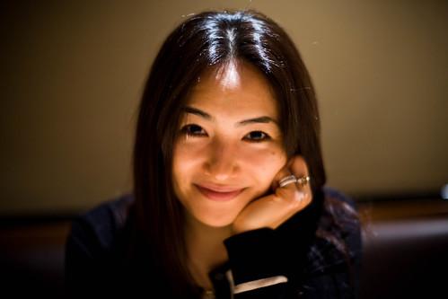 フリー写真素材, 人物, 女性, アジア女性, 日本人, 頬杖をつく,
