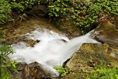 Rio Chisoletta (4) (barbara_d74) Tags: blue italy panorama verde green water rio canon river landscape italia blu fiume waterfalls acqua cascata torrente cumiana 40d