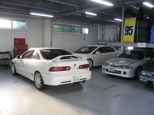 Visit To Spoon Garage Type One Jdm Ek9 Honda Civic