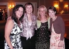 Eden, Astrid, Michelle & Tina (dclarson) Tags: wedding ny eaglesnest
