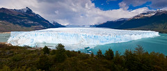 Perito Moreno panorama 1 (by Ole Begemann)