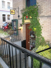 Camille's Restaurant Front