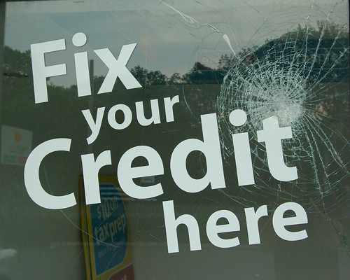 The West Philly Credit Crunch