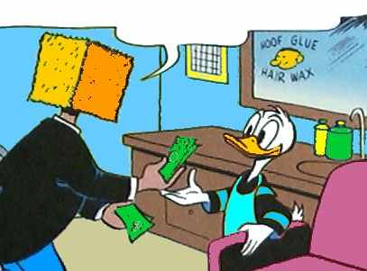 Donuld Duck 2