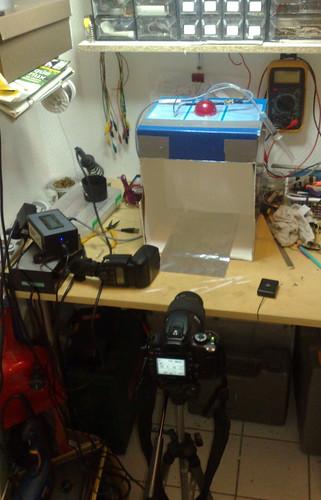 Arduino PhotoLab
