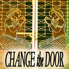Change The Door.. (craigless64) Tags: life music art collage digital photoshop creativity design artist song unique album irony craig hop tune morrison quip cmor