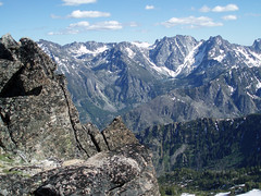 Enchantments from Cashemre 6/27/08