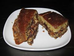 Kue Bandung Jagalan: Martabak manis - coklat, kacang, keju (another view)