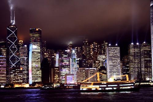 HongKong Symphony of Lights