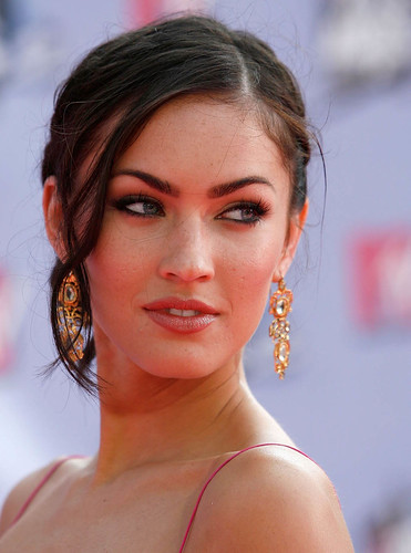 Megan Fox mirada Mtv movie 2008