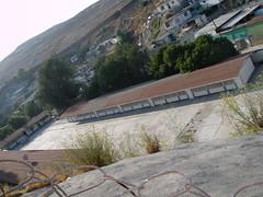 Escuela fronteriza (* empa) Tags: mxico rboles patio bajacalifornia escuela tijuana frontera techo bcflickr