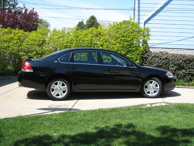 chevrolet chevy impala 2007 impalalt
