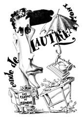 LAUTREAMONT, Conde de (Morales de los Ros) Tags: writers caricaturas philosophers caricatures escritores filsofos