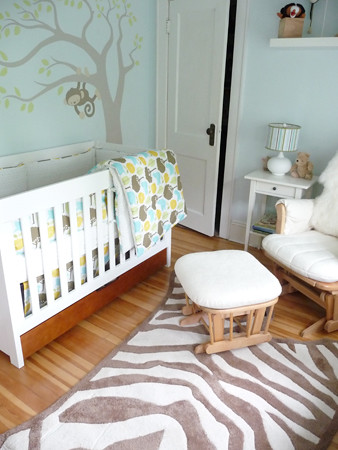 Baby Room  on Baby Room Zebra Rug   Design De Interiores