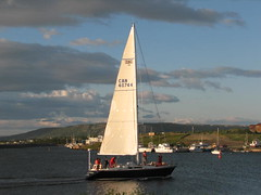 040 (sweetangelnewfie58) Tags: clouds sunsets sailboats tankers