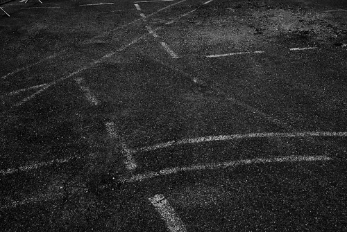 Lines In The Tarmac
